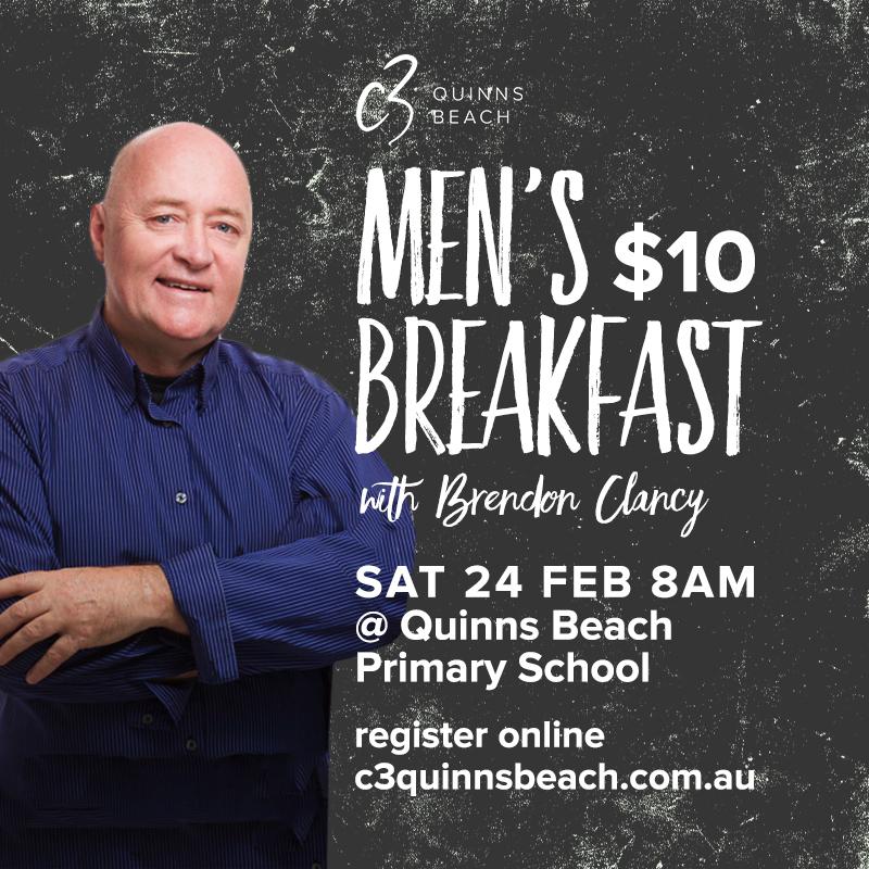 brendon breakfast flyer