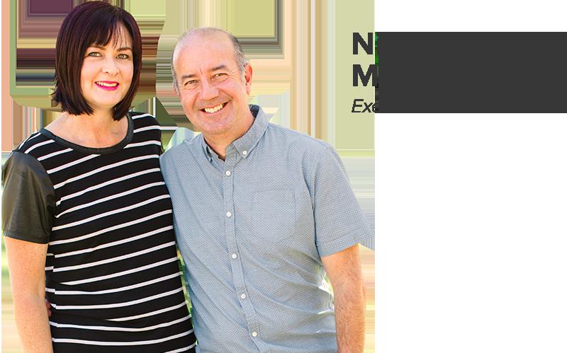 Nicole & Steve Meagher